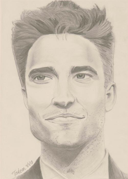 Robert Pattinson by anotherPurewal
